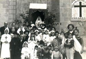 Día del Domund en 1965
